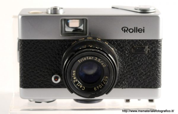 Fotocamera Rollei C35 made in Germany