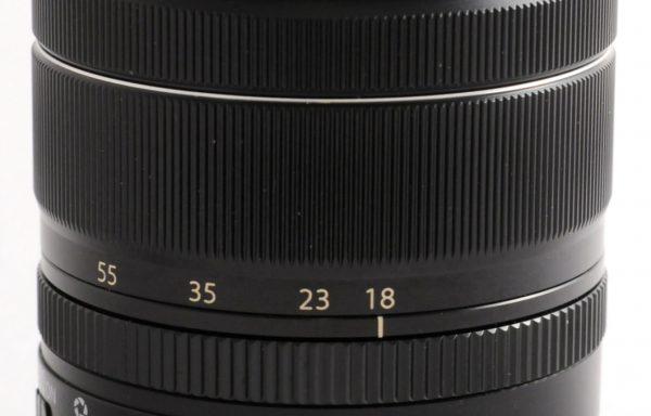 Obiettivo Fujinon XF 18-55mm f/2,8-4 R