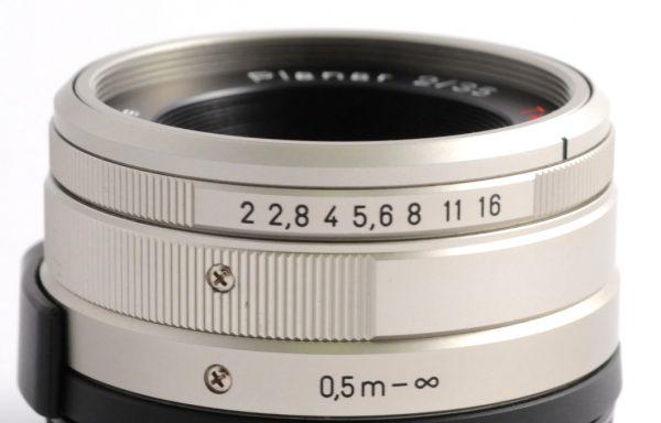 Obiettivo Carl Zeiss Planar Contax G 35mm f/2