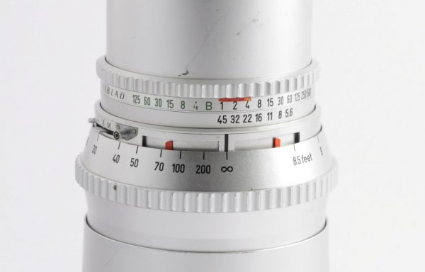 Obiettivo Hasselblad Sonnar 250mm f/5,6