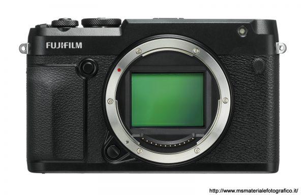 Fotocamera Fujifilm GFX-50R (solo corpo)