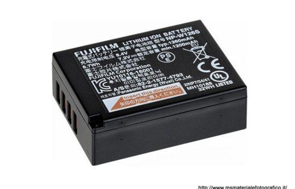 Fujifilm batteria NP-T125 per GFX