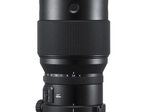 Obiettivo Fujinon GF 250mm f/4 R LM OIS WR