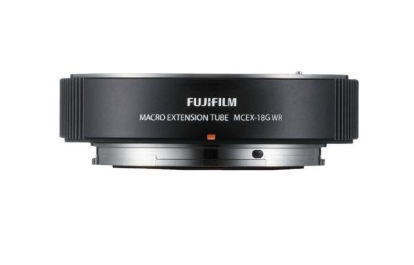Fujifilm macro extension tube MCEX-18G WR per GFX