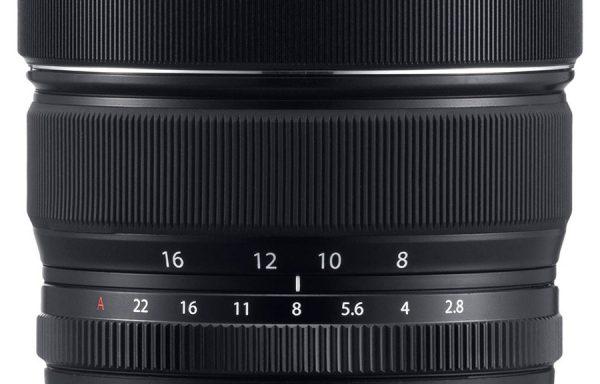 Obiettivo Fujifilm XF 8-16mm f/2.8 R LM WR