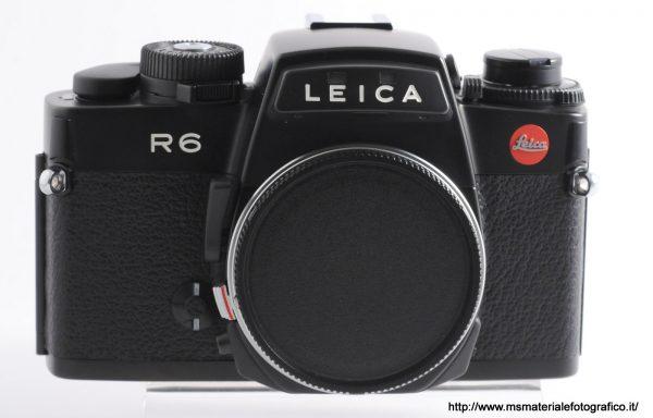 Fotocamera Leica R6 (1988)