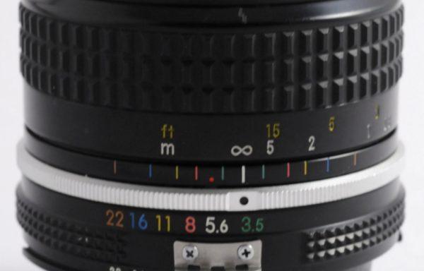 Obiettivo Nikkor AI 28mm f/3,5