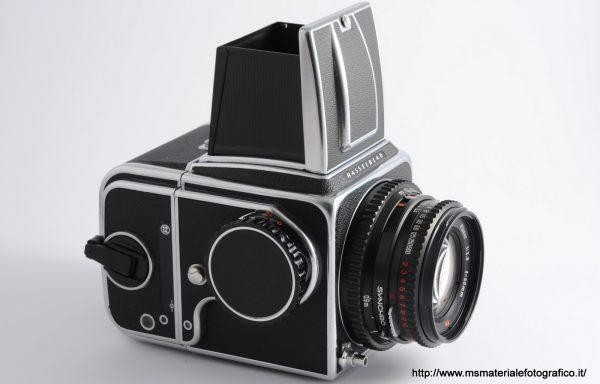 Kit Hasselblad 500 C/M + Obiettivo Planar 80mm f/2,8