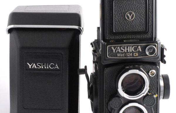 Fotocamera Yashica Mat-124 G
