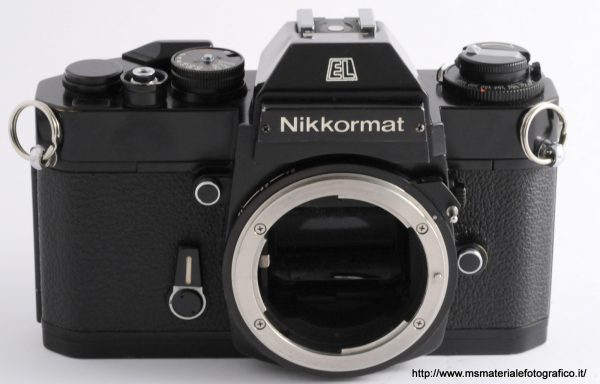 Fotocamera Nikkormat EL