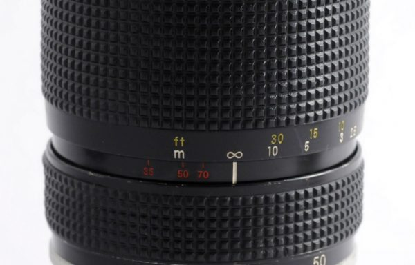 Obiettivo Nikkor 35-70mm f/3,5