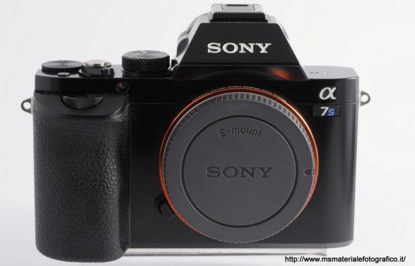 Fotocamera Sony α7s