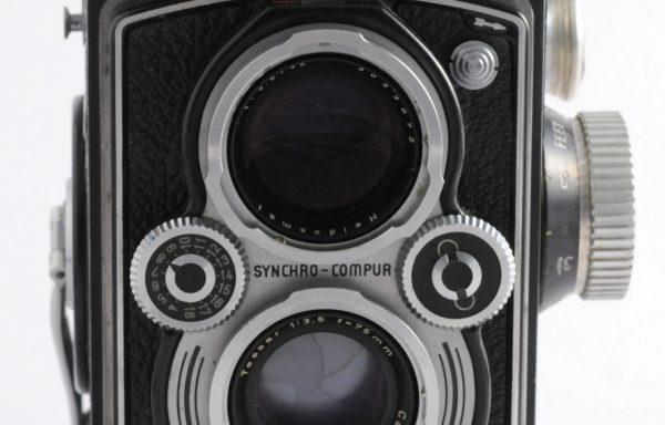 Fotocamera Rolleiflex Automat