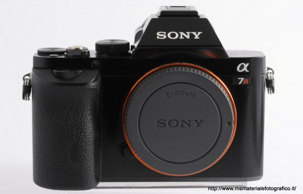 Fotocamera Sony α7r