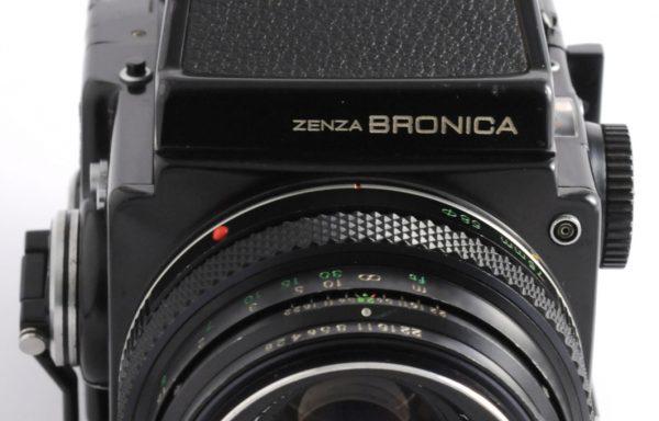 Fotocamera Zenza Bronica ETR