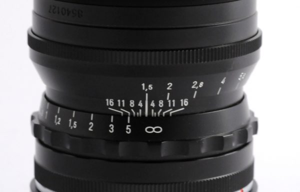 Obiettivo Voigtlander Nokton 50mm f/1,5