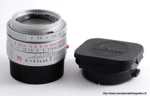 Obiettivo Leica M Summicron 35mm f/2 ASPH.