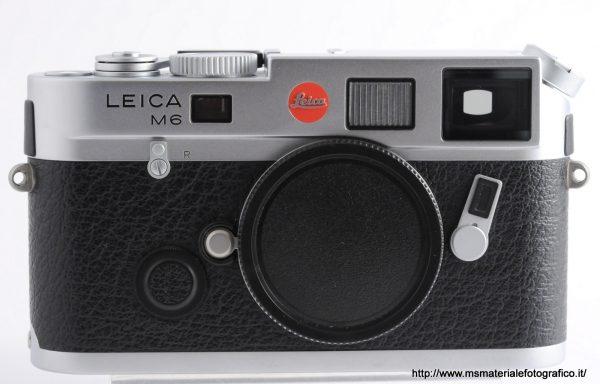 Fotocamera Leica M6 TTL 0,85 Silver (2000)