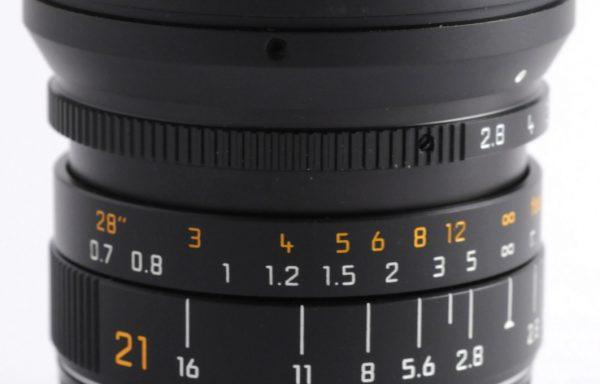 Obiettivo Leica M Elmarit 21mm f/2,8 ASPH. BIT