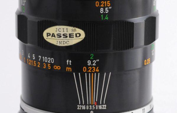 Obiettivo Canon Macro FL 50mm f/3,5