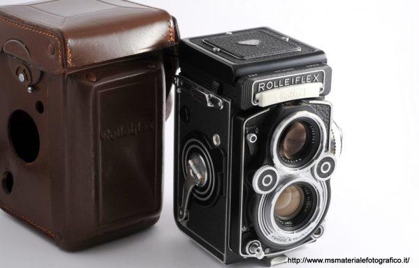 Fotocamera Rolleiflex 3,5F 6 lenti