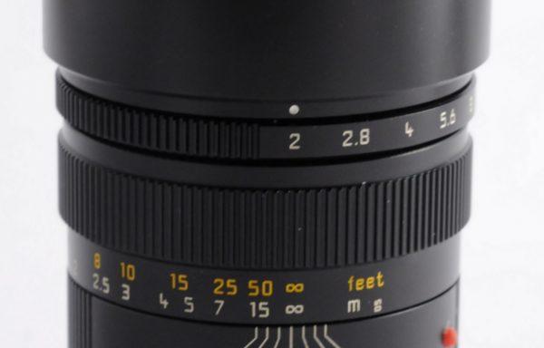 Obiettivo Leica M Summicron 90mm f/2