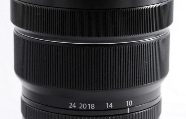 Obiettivo Fujifilm XF 10-24mm f/4 R OIS