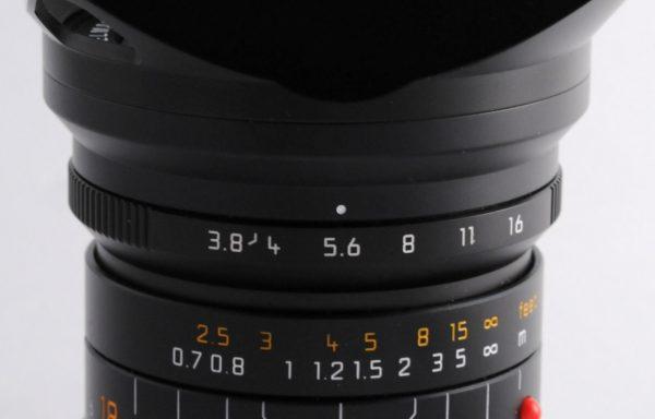 Obiettivo Leica M Elmar 18mm f/3,8 ASPH.