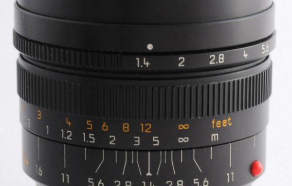 Obiettivo Leica M Summilux 24mm f/1,4 ASPH.