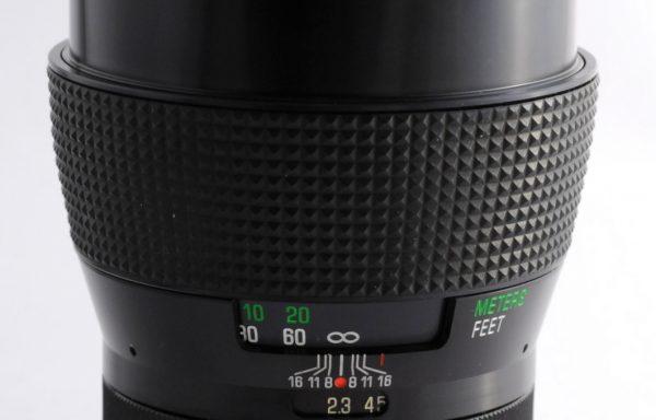 Obiettivo Vivitar S1 135mm f/2,3 per Konica