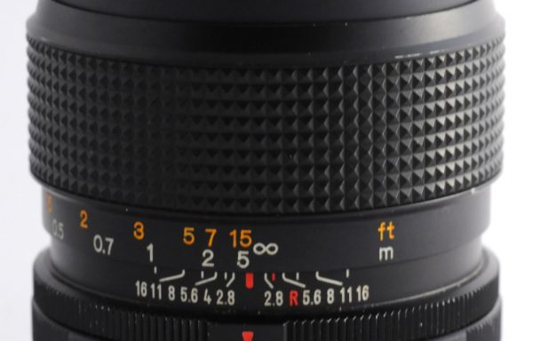 Obiettivo Konica Hexanon AR 24mm f/2,8