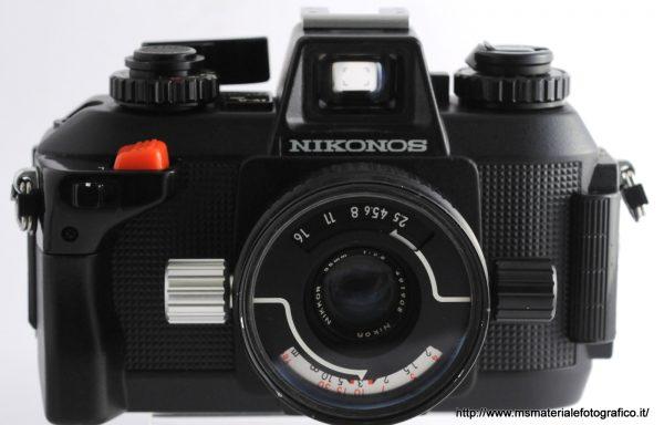 Fotocamera Nikonos IV-A