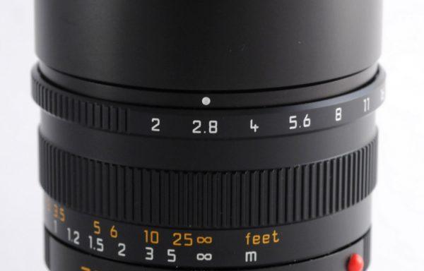 Obiettivo Leica M APO-Summicron 75mm f/2 ASPH.