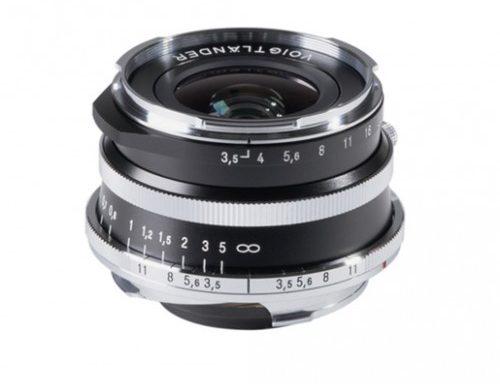 Obiettivo Voigtlander VM Color Skopar 21mm f/3,5
