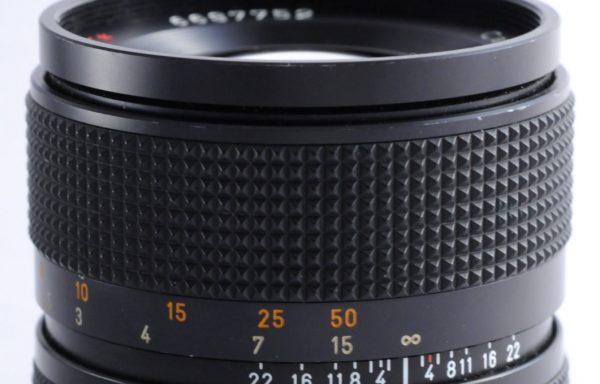 Obiettivo Contax Sonnar 85mm f/2,8