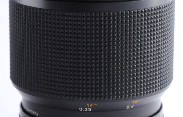 Obiettivo Contax S-Planar 60mm f/2,8 Macro