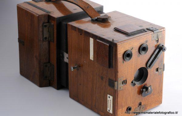Fotocamera Steinheil Munchen Detective Camera (1890)