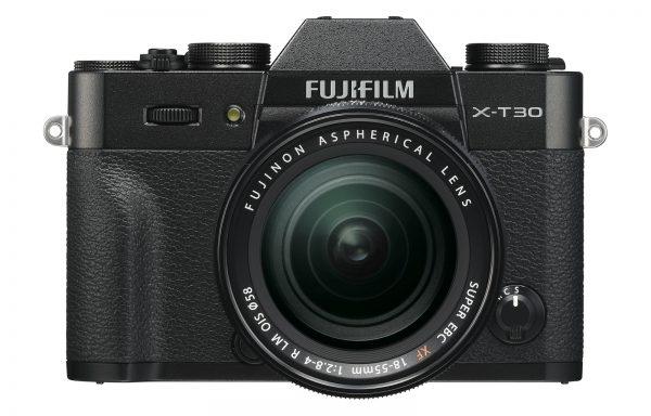 Kit Fotocamera Fujifilm X-T30 Black + Obiettivo Fujinon XF 18-55mm f/2.8-4 R LM OIS
