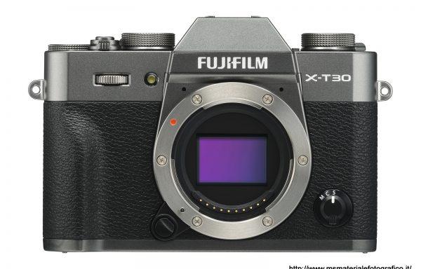 Fotocamera Fujifilm X-T30 Antracite