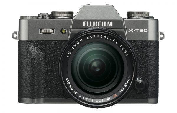 Kit Fotocamera Fujifilm X-T30 Antracite + Obiettivo Fujinon XF 18-55mm f/2.8-4 R LM OIS
