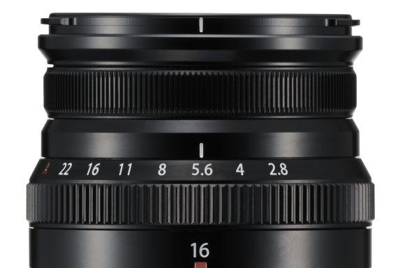 Obiettivo Fujifilm XF 16mm f/2.8 R WR (Black)