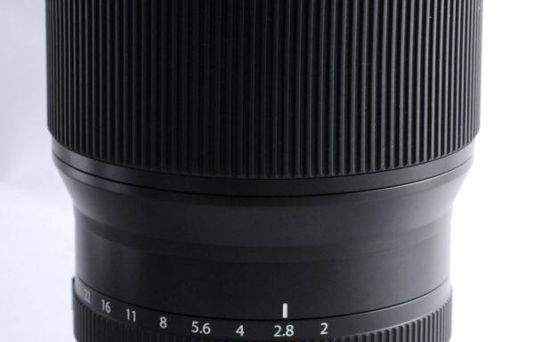 Obiettivo Fujifilm GF 110mm f/2 R LM WR