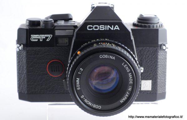 Kit Fotocamera Cosina CT7 + Obiettivo Cosina Cosinon-S 50mm f/2