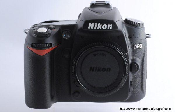 Fotocamera Nikon D90 (10596 scatti)