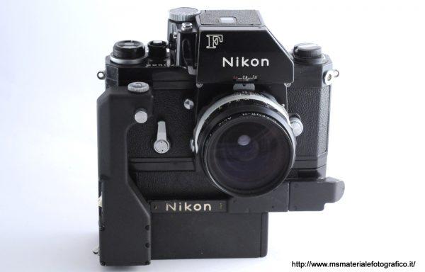 Kit Fotocamera Nikon F Photonic + Motore F36 + Obiettivo Nikkor 28mm f/3,5