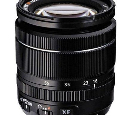Obiettivo Fujifilm XF 18-55mm f/2.8-4 R LM OIS (Ex Kit)