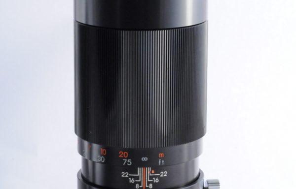 Obiettivo Tamron 300mm f/5,6 per Nikon