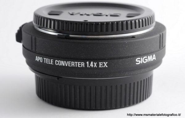 Sigma Apo Teleconverter 1,4x EX per Nikon