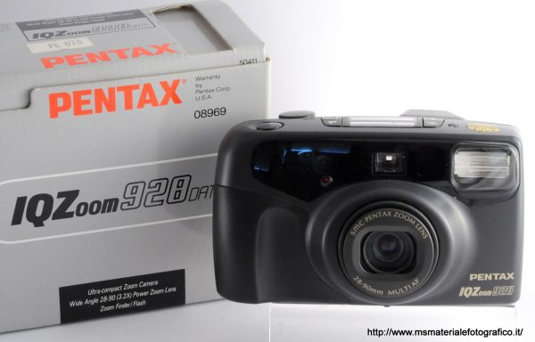 Fotocamera Pentax IQZoom 928