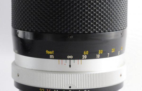 Obiettivo Nikkor-Q AI Factory 135mm f/2,8